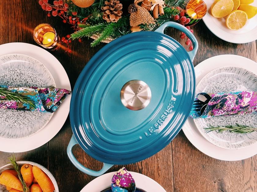 29cm oval Le Creuset cast iron casserole