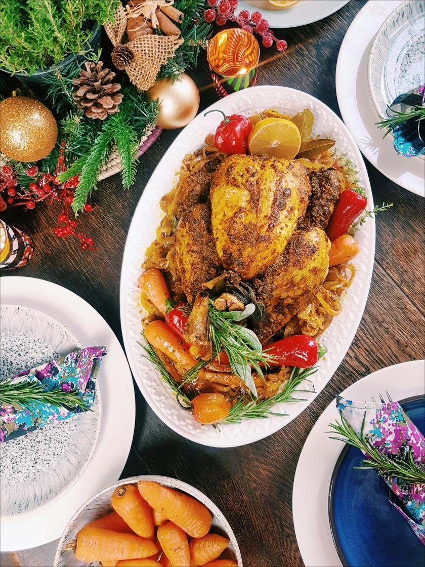 Lemon & OnionRoast Chicken / Yassa Poulet